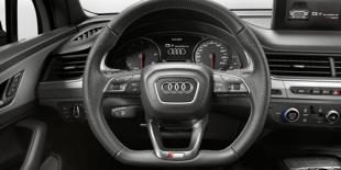 Спортивные рули S-line Audi