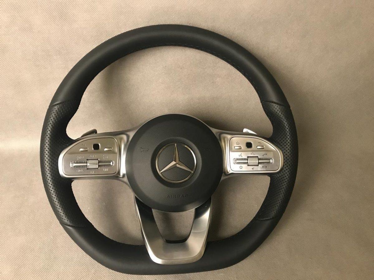 Руль АМГ Мерседес Е класс W213