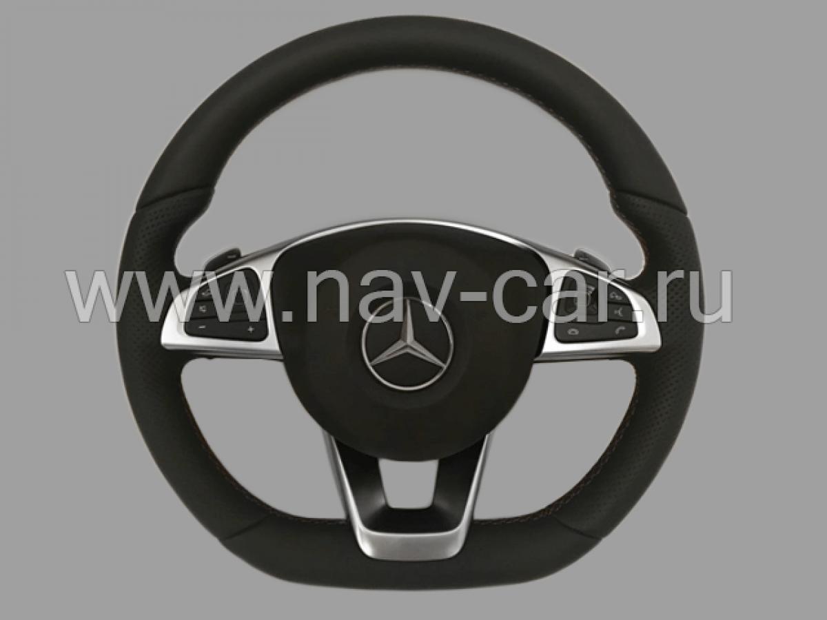 Руль Mercedes E класс w213