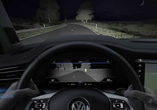touareg cr nightvision