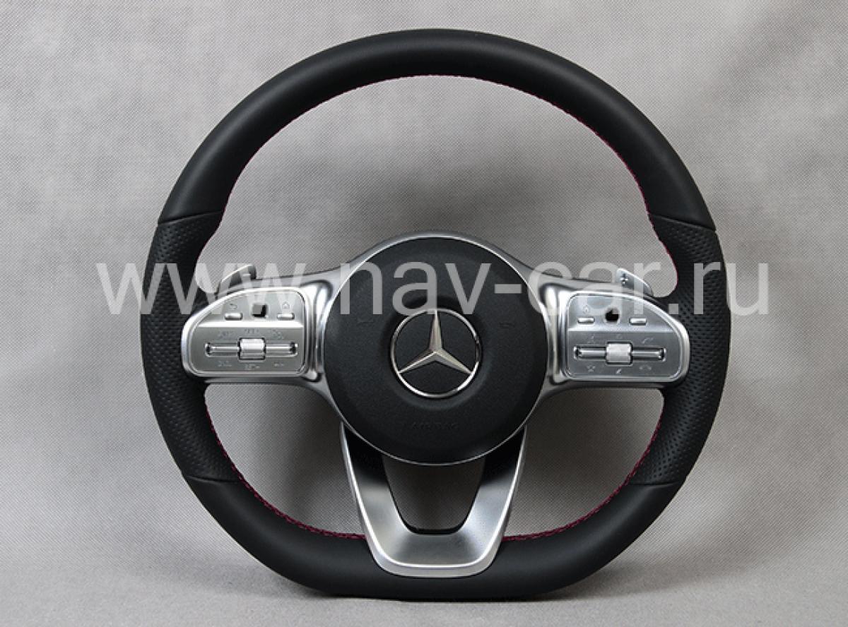 Руль АМГ Mercedes G класс w463